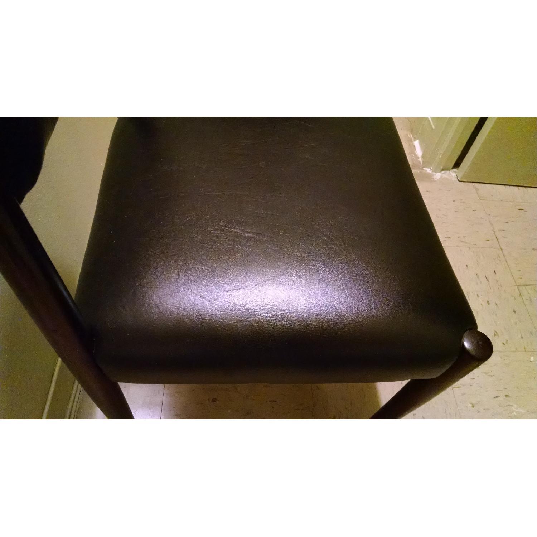 Danish Style Chairs - Set of 4 - image-16