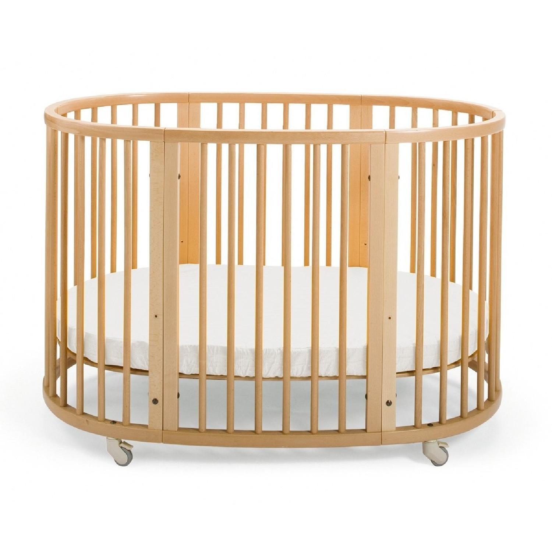 Stokke Sleepi Convertible Crib - image-0