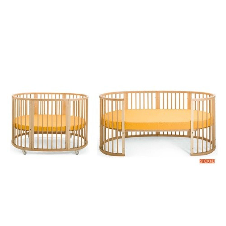 Stokke Sleepi Convertible Crib - image-1