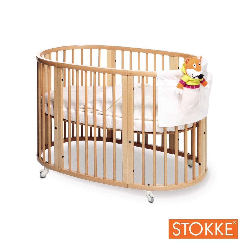 Stokke Sleepi Convertible Crib - image-2