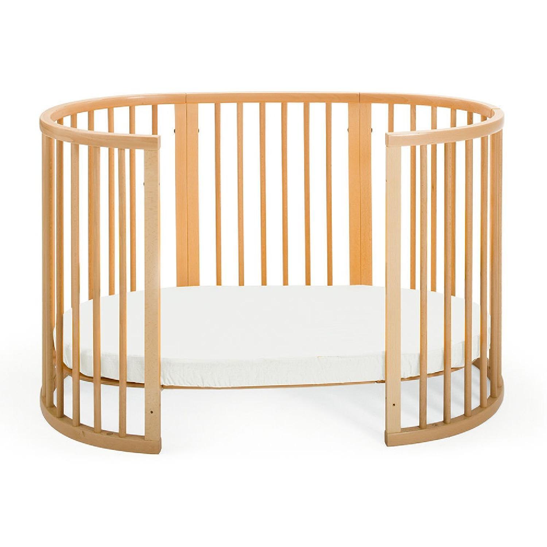 Stokke Sleepi Convertible Crib - image-3