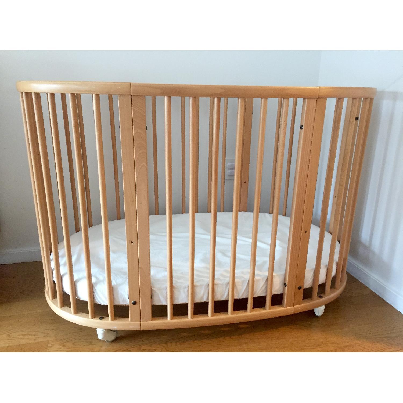 Stokke Sleepi Convertible Crib - image-6