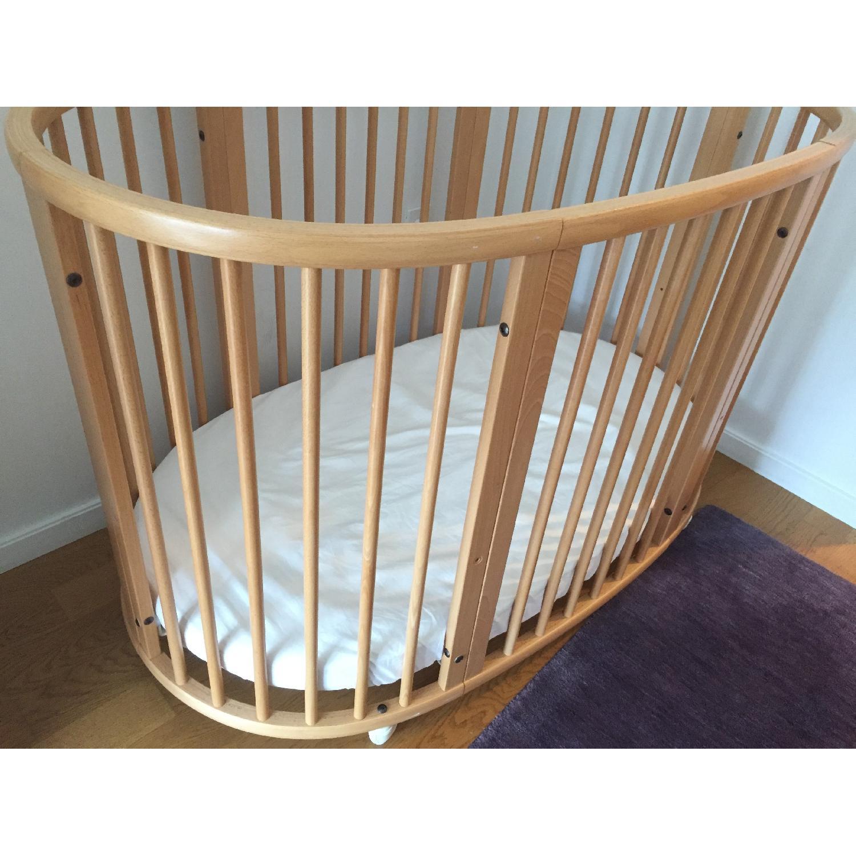 Stokke Sleepi Convertible Crib - image-7