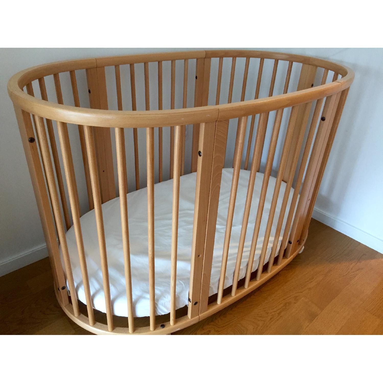 Stokke Sleepi Convertible Crib - image-8