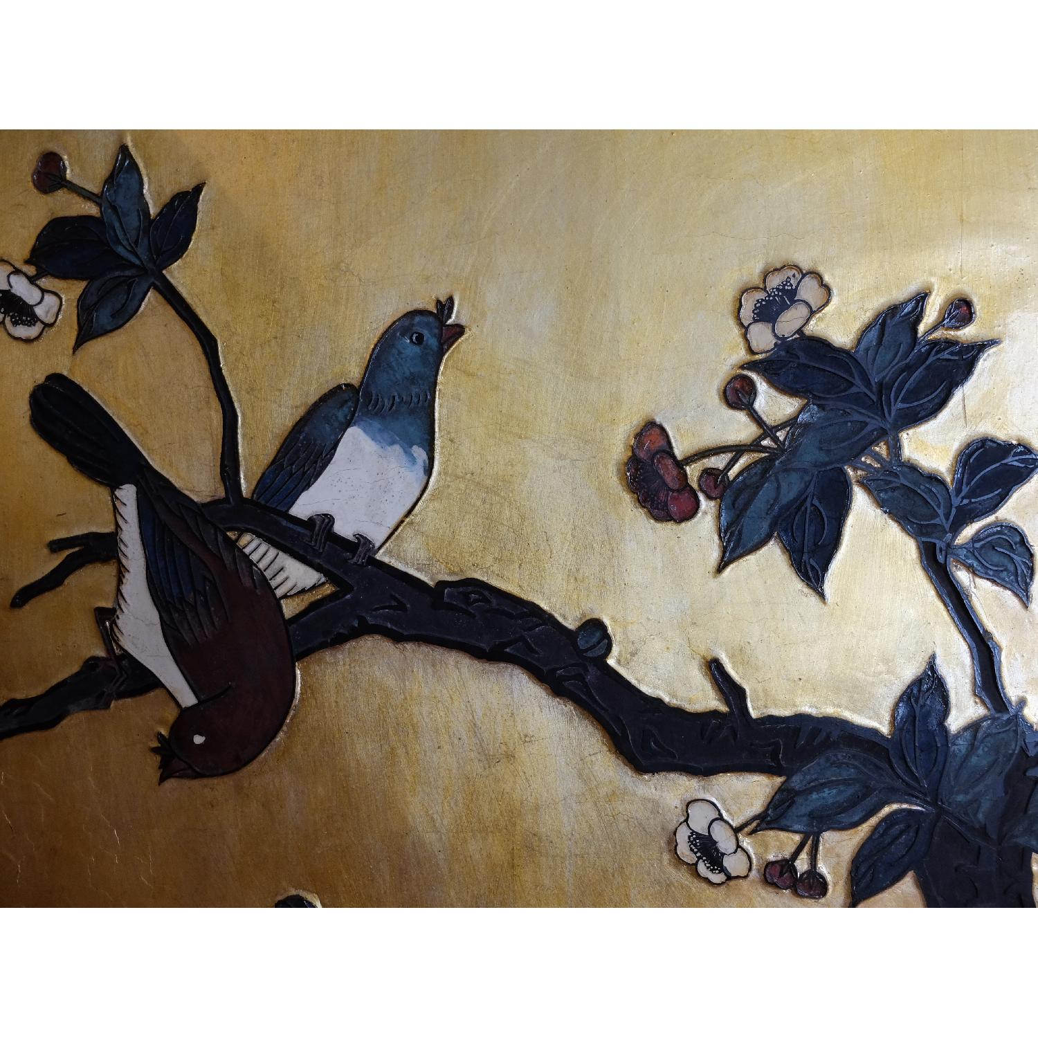 Antique Chinese Screen - image-4