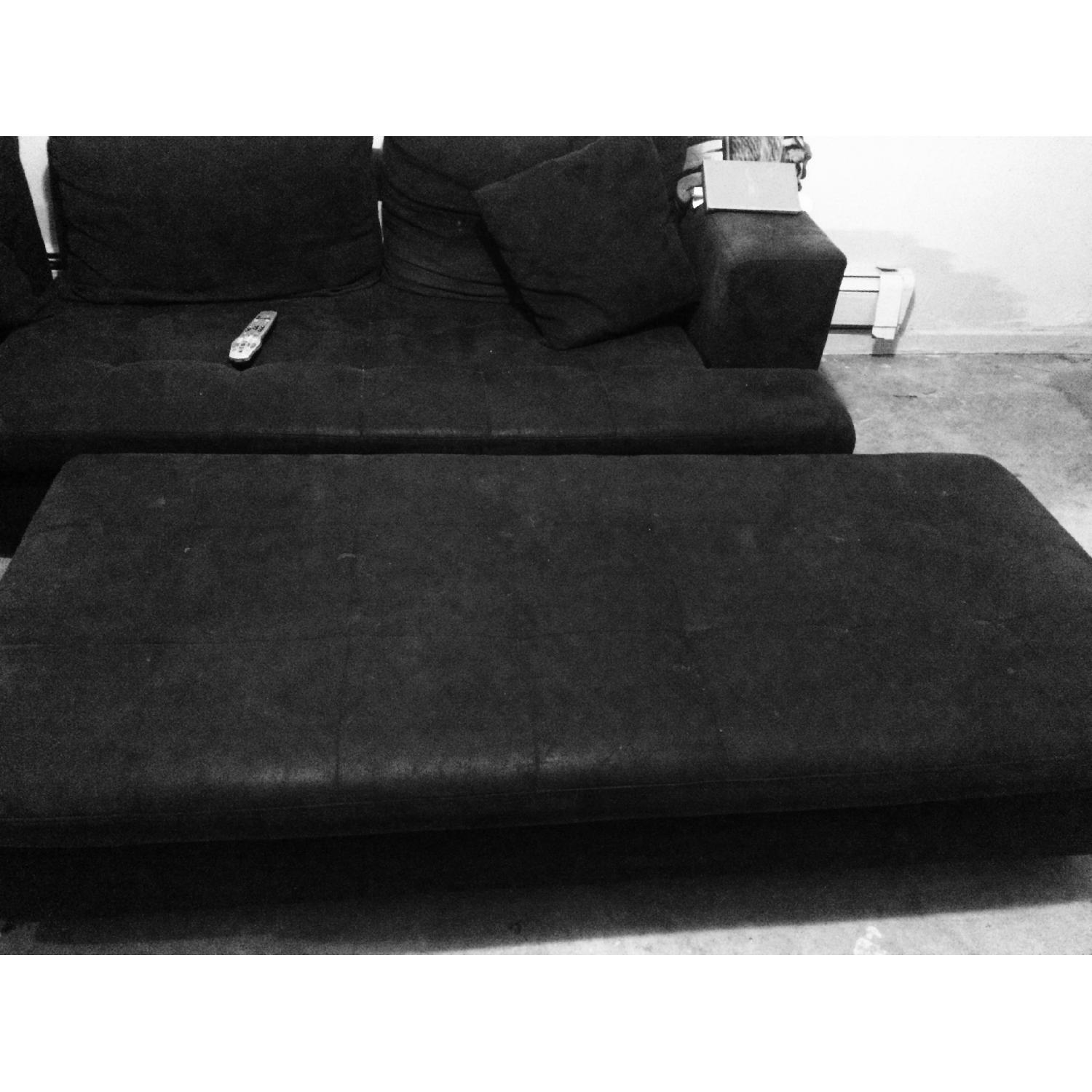 Eurway Microfiber Sectional - image-5