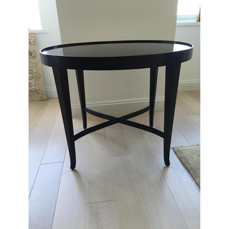 Barbara Barry for Baker Furniture Oval Side Table - image-2