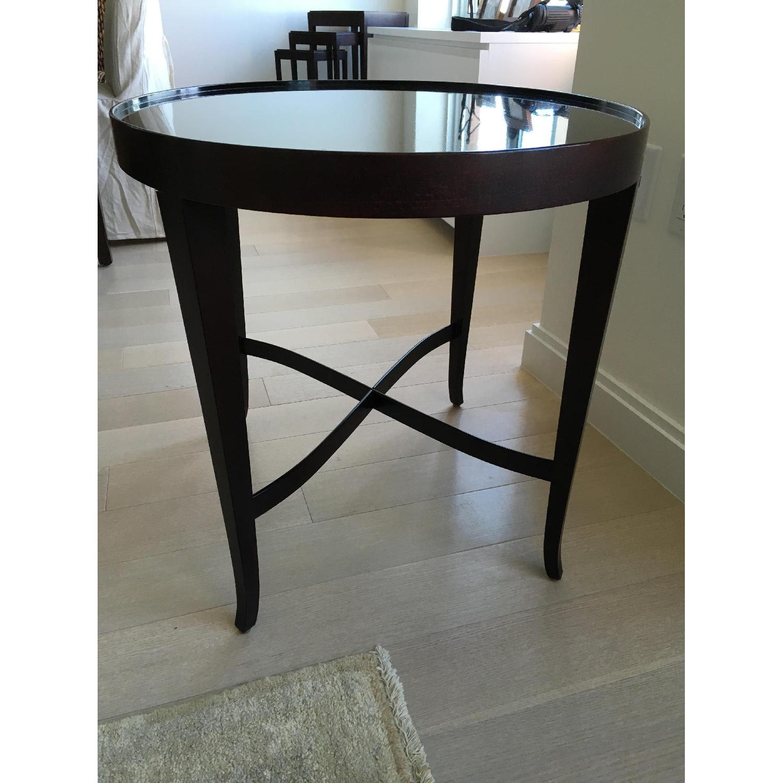 Barbara Barry for Baker Furniture Oval Side Table - image-4