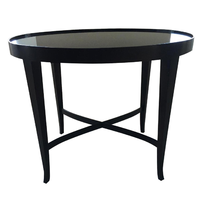Barbara Barry for Baker Furniture Oval Side Table - image-0