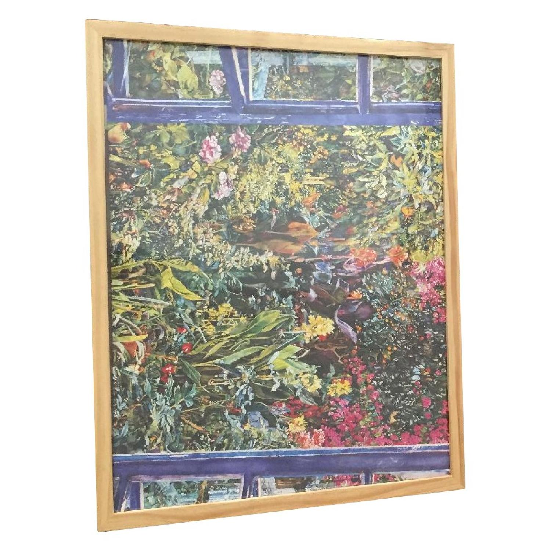 Joseph Raffael -  The Open Window Framed Print - image-0