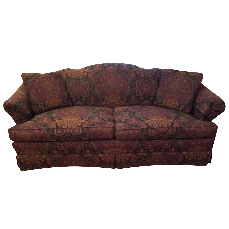 Hickory Chair Custom Sofa - image-0