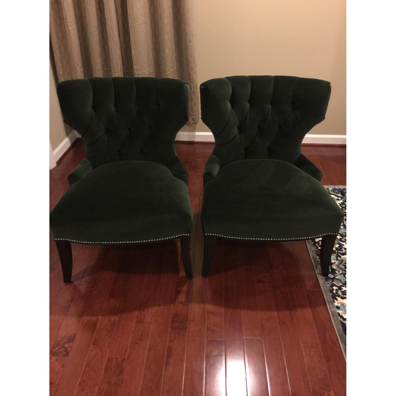 Arhaus Accent Chairs - Pair - image-1