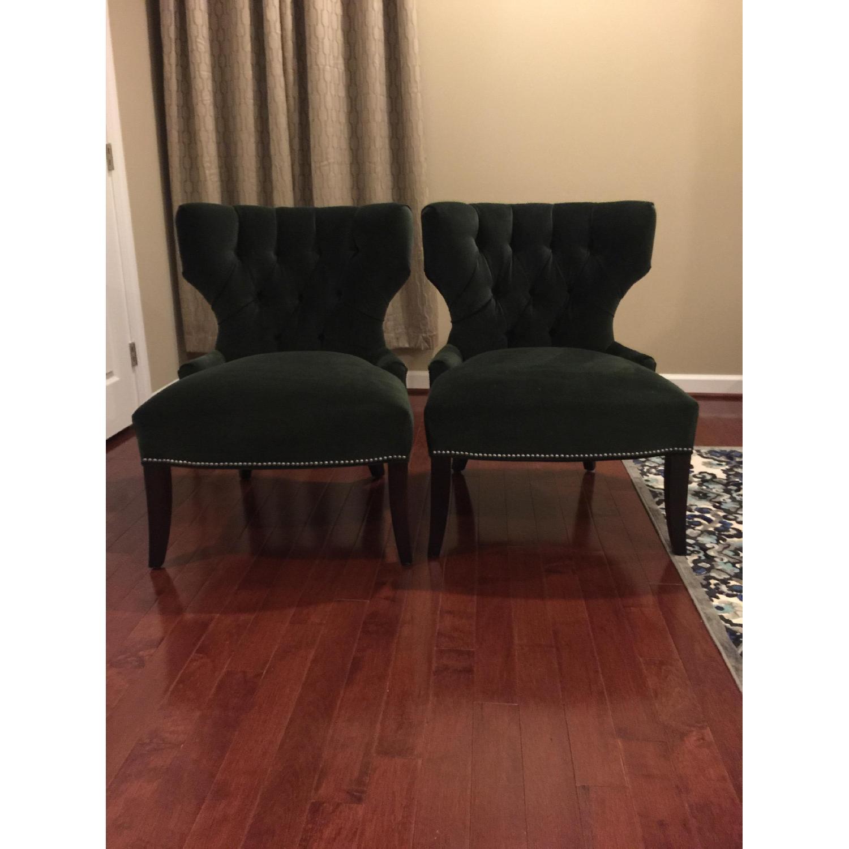 Arhaus Accent Chairs - Pair - image-2