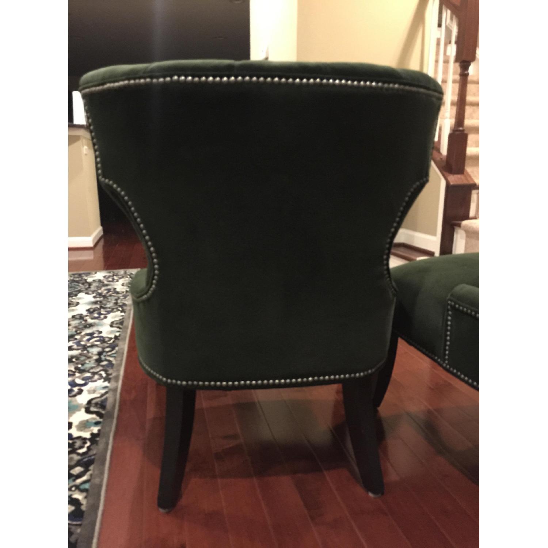 Arhaus Accent Chairs - Pair - image-4