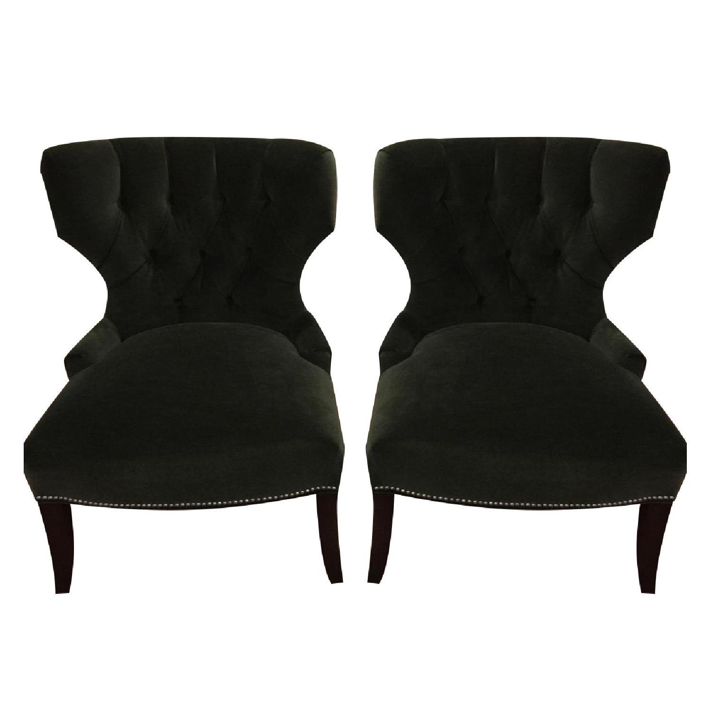 Arhaus Accent Chairs - Pair - image-0