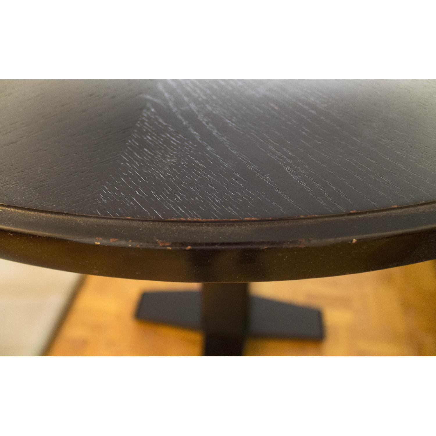 Crate & Barrel High Cafe Table - image-5