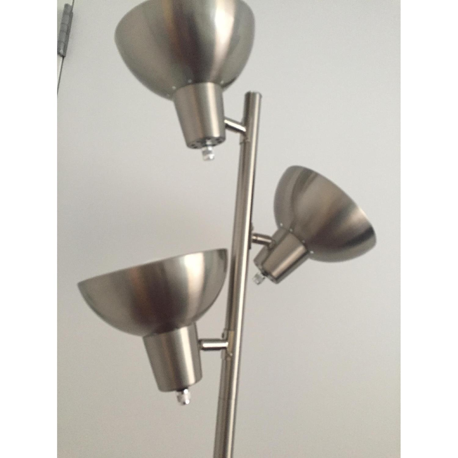 Chrome Floor Lamp - image-4