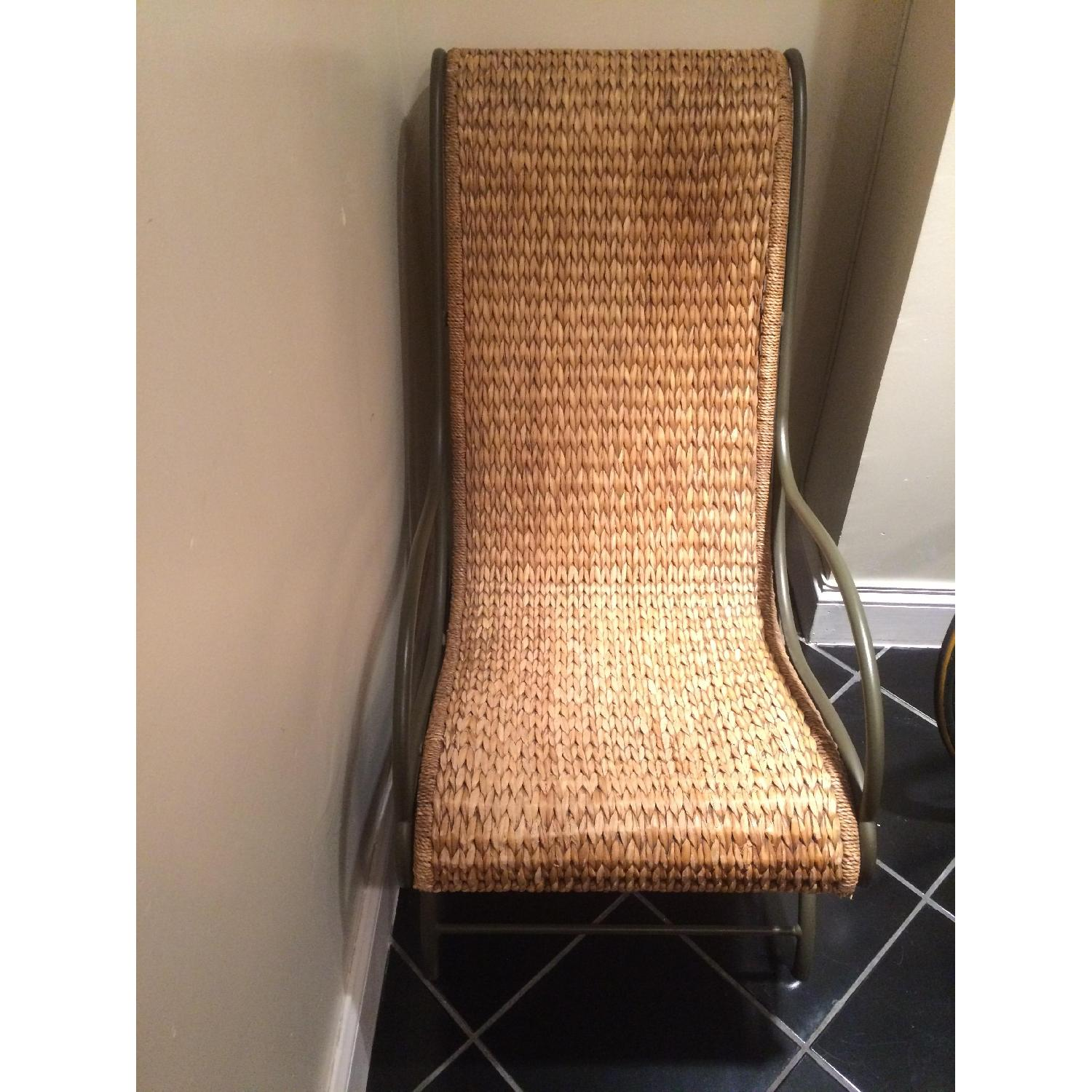Wicker Chair - image-1