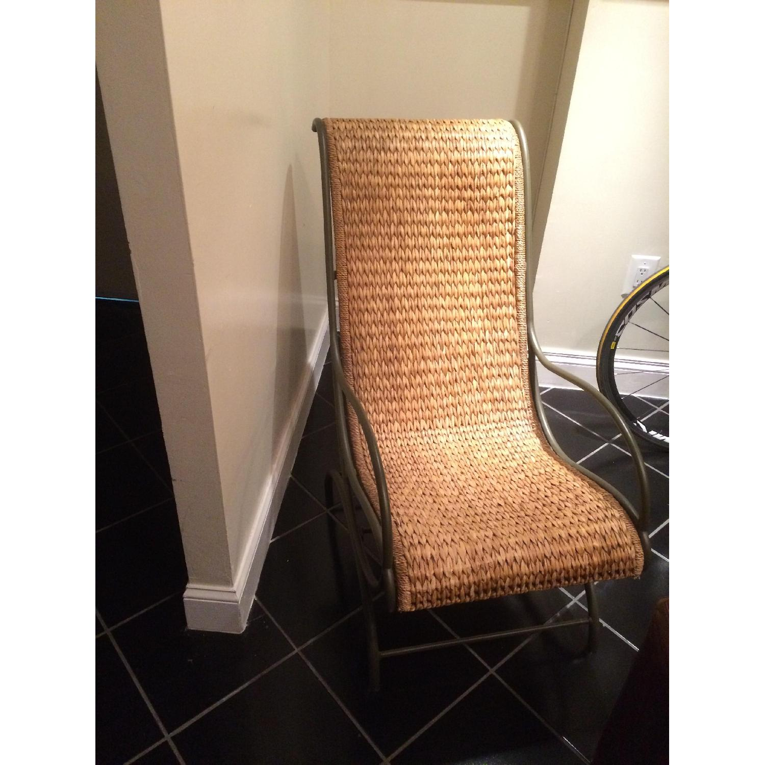 Wicker Chair - image-2