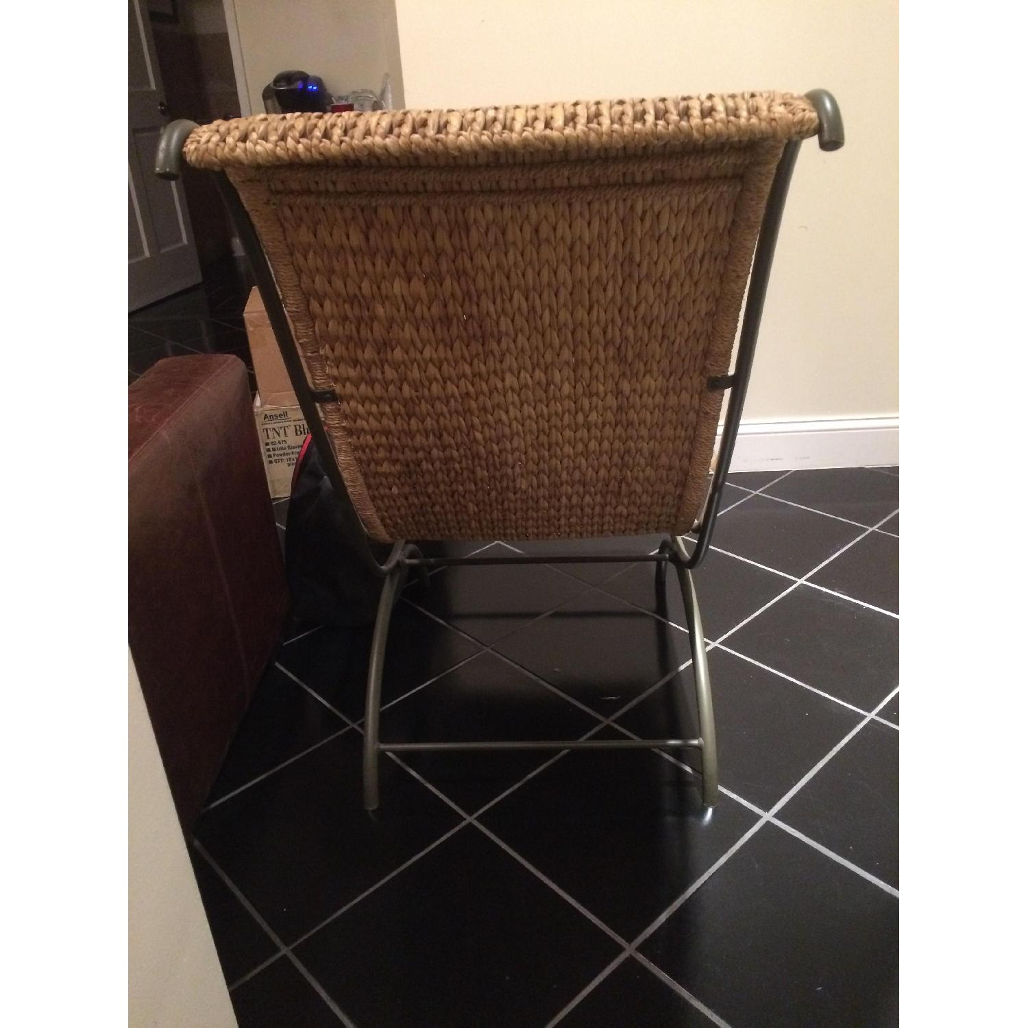Wicker Chair - image-4