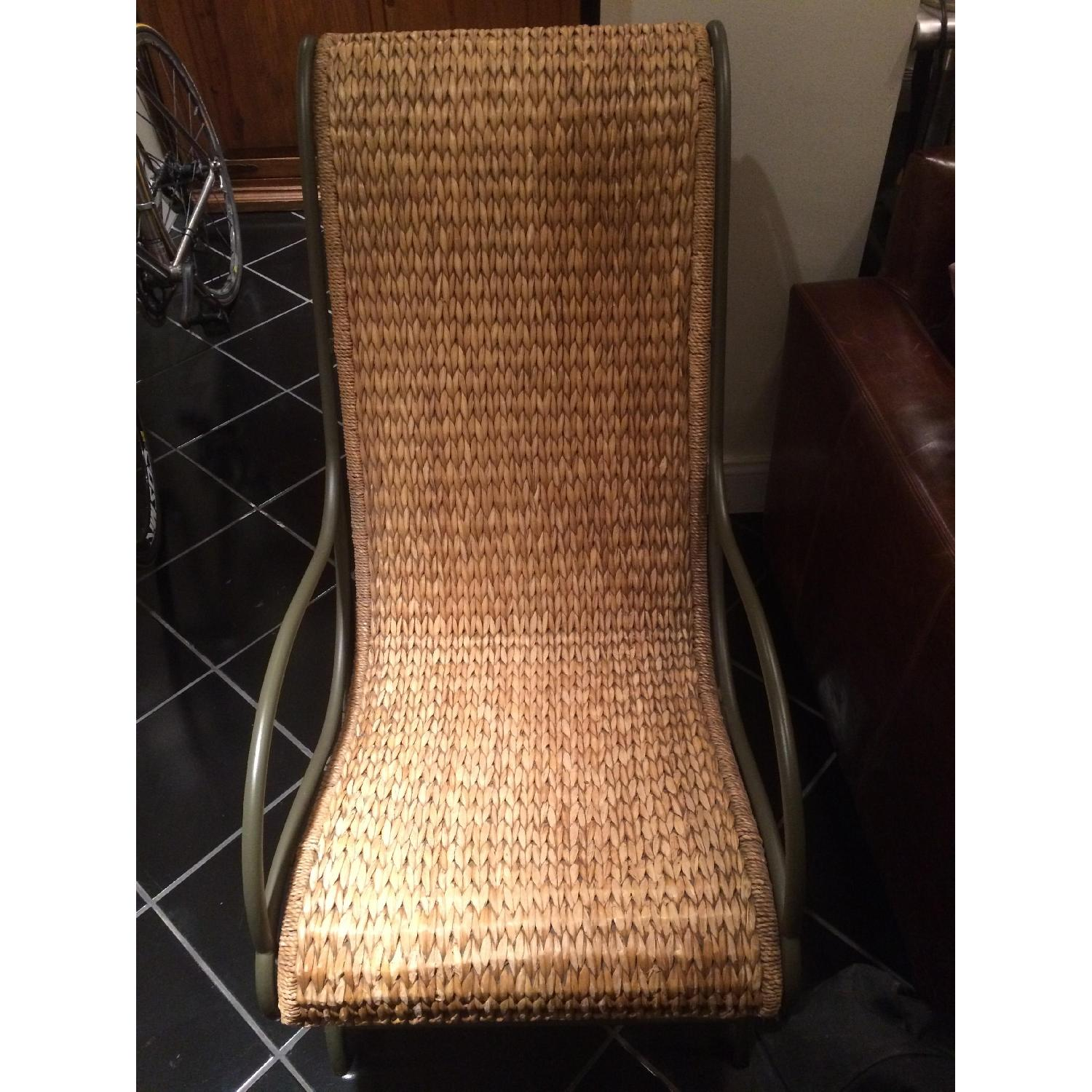Wicker Chair - image-6