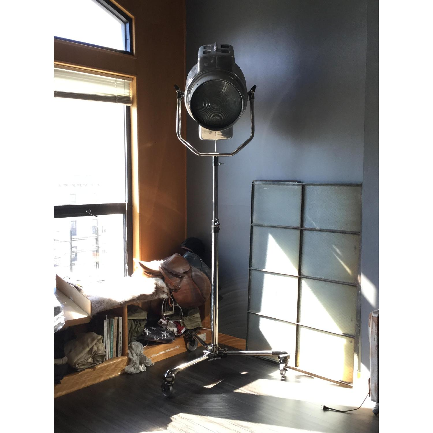Restoration Hardware 1940s Hollywood Studio Floor Lamp - image-3