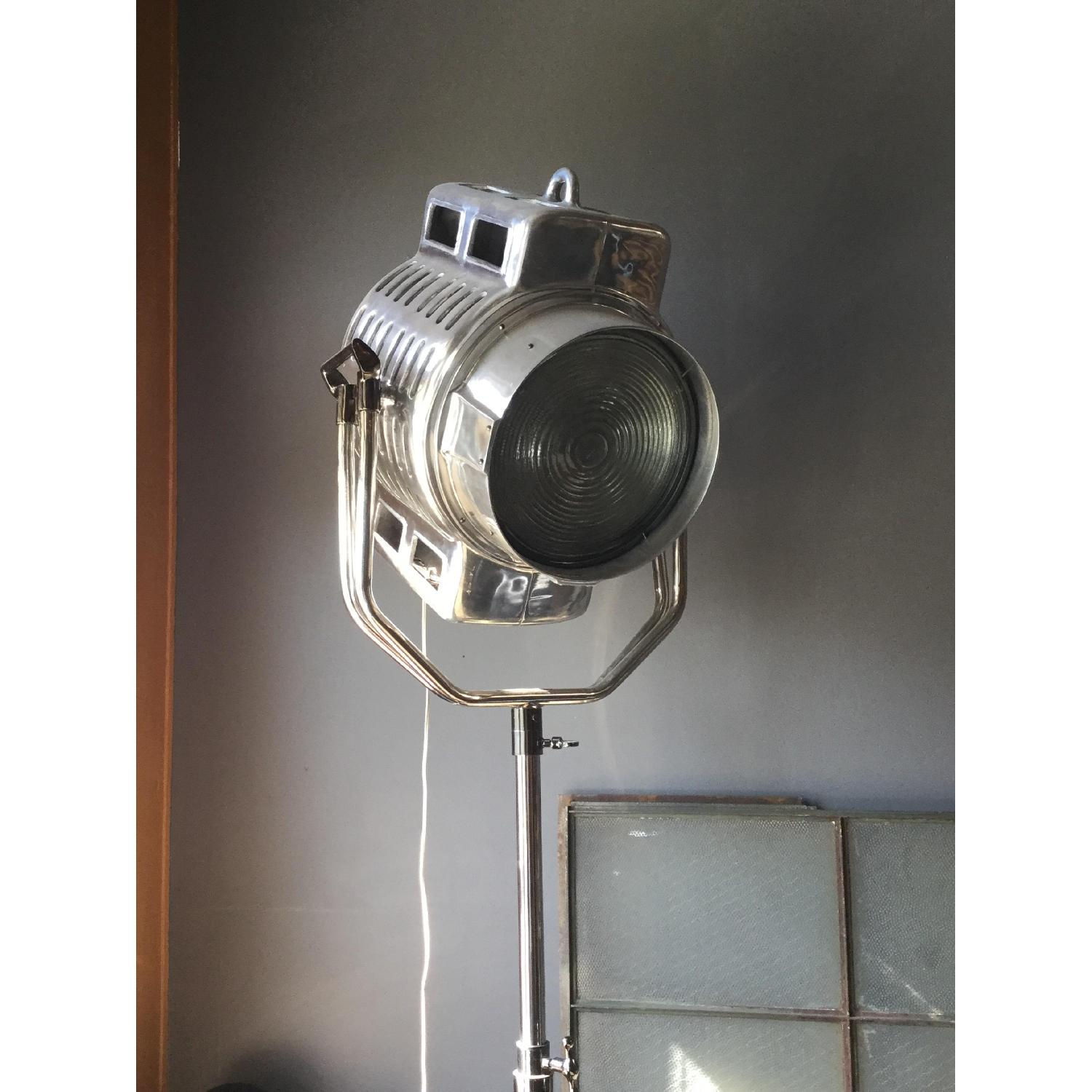 Restoration Hardware 1940s Hollywood Studio Floor Lamp - image-5
