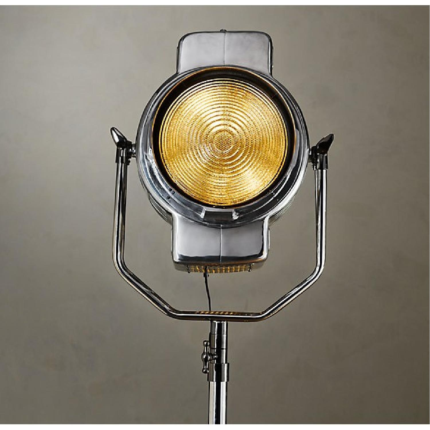 Restoration Hardware 1940s Hollywood Studio Floor Lamp - image-6