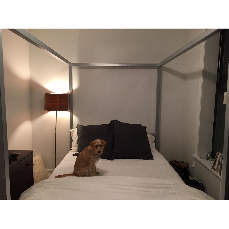 Room & Board Queen Poster Bed