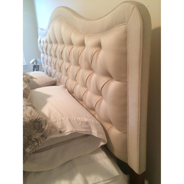 Drexal Heritage Custom Upholstered King Headboard - image-3