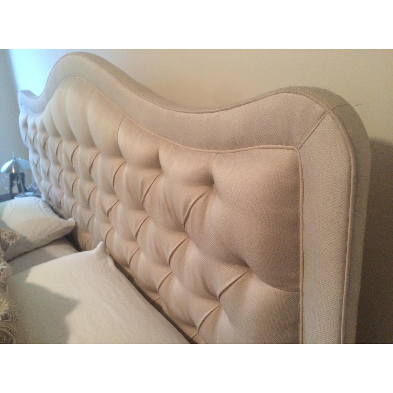 Drexal Heritage Custom Upholstered King Headboard - image-4