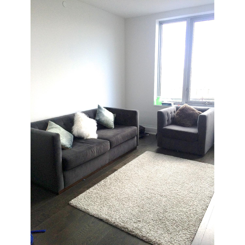 West Elm Rochester Sofa - image-5