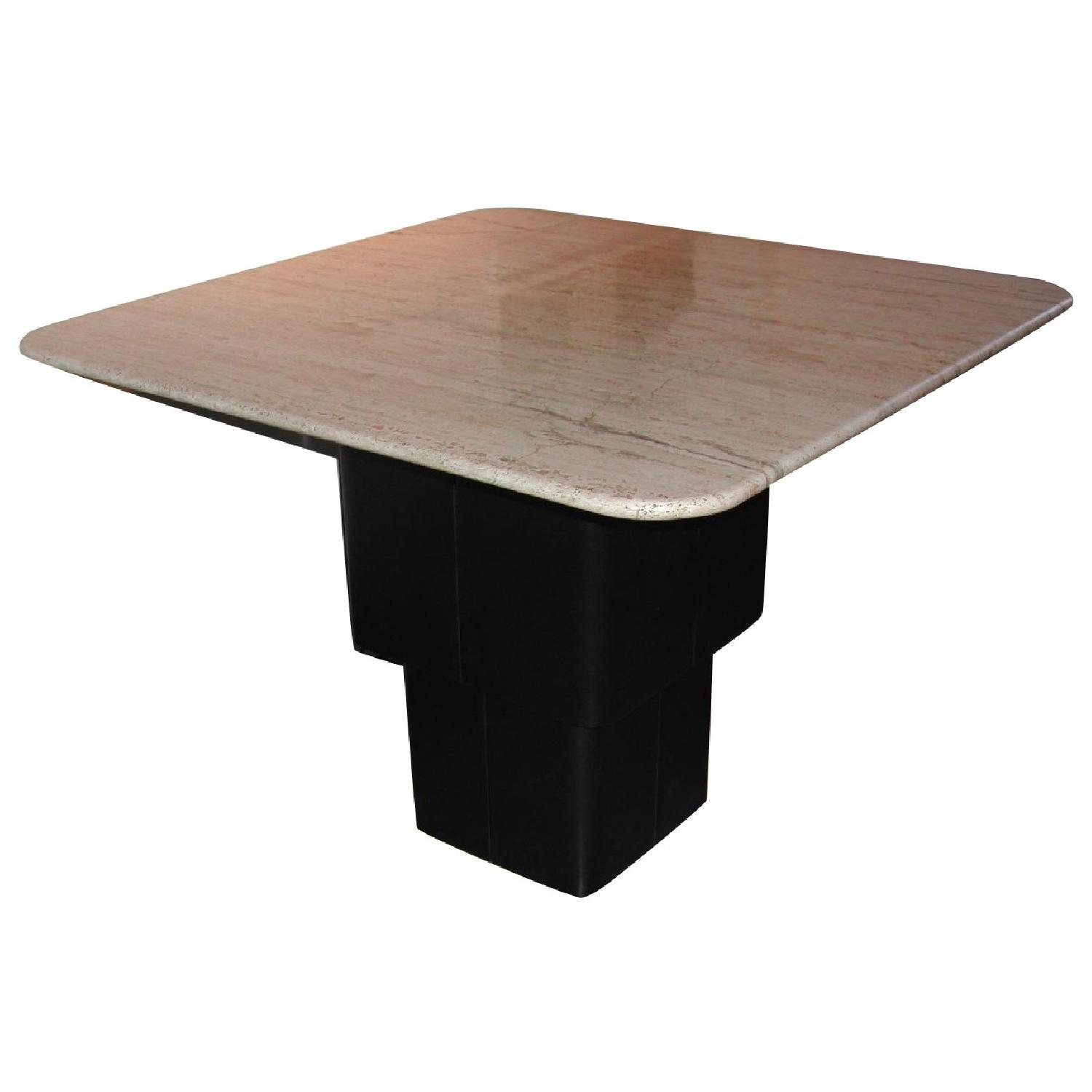 Dia-Design Institute Hydraulic Dining/Cocktail Table - image-0