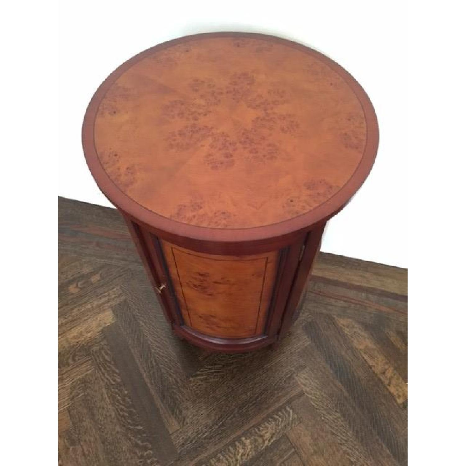 Timeless Round End Table/Nightstand - image-2
