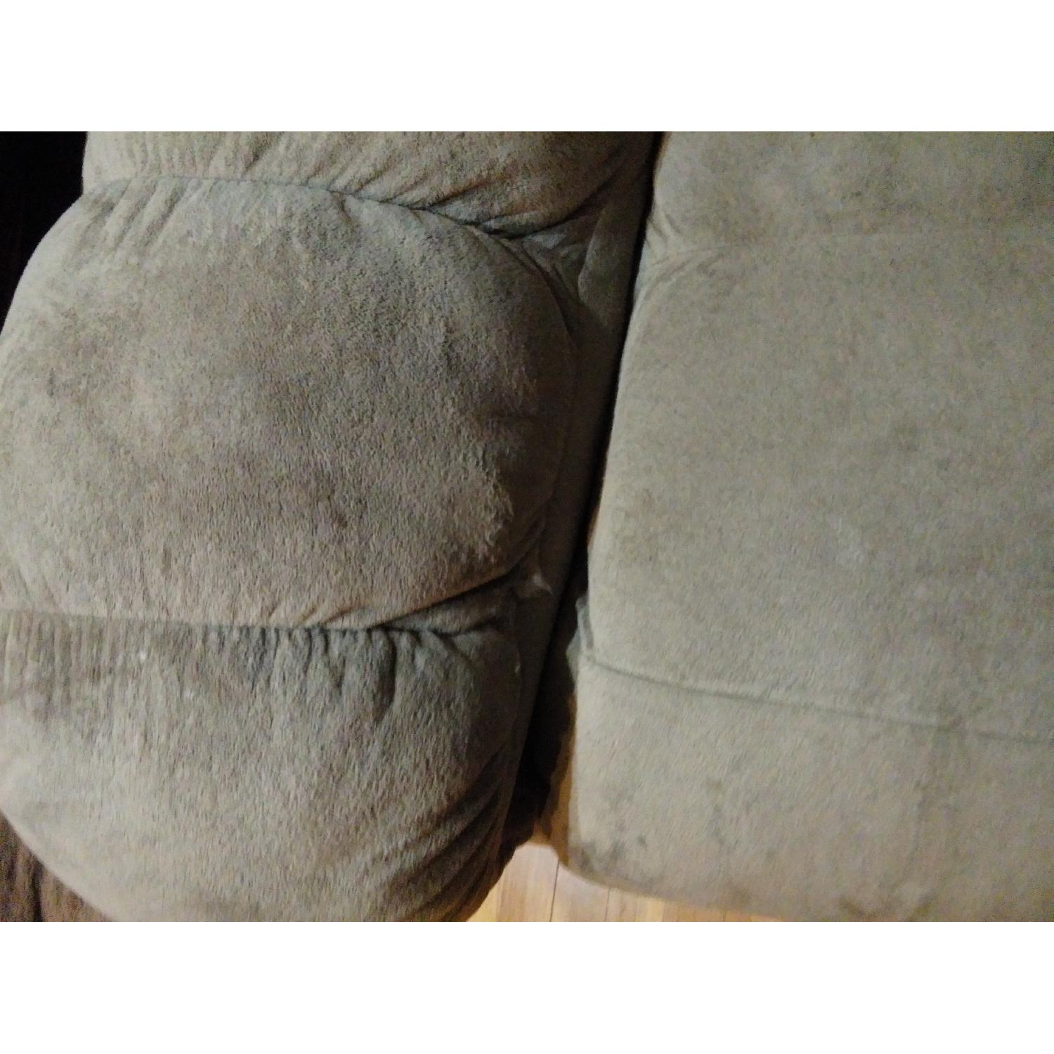 Ashley's Reclining Loveseat - image-6