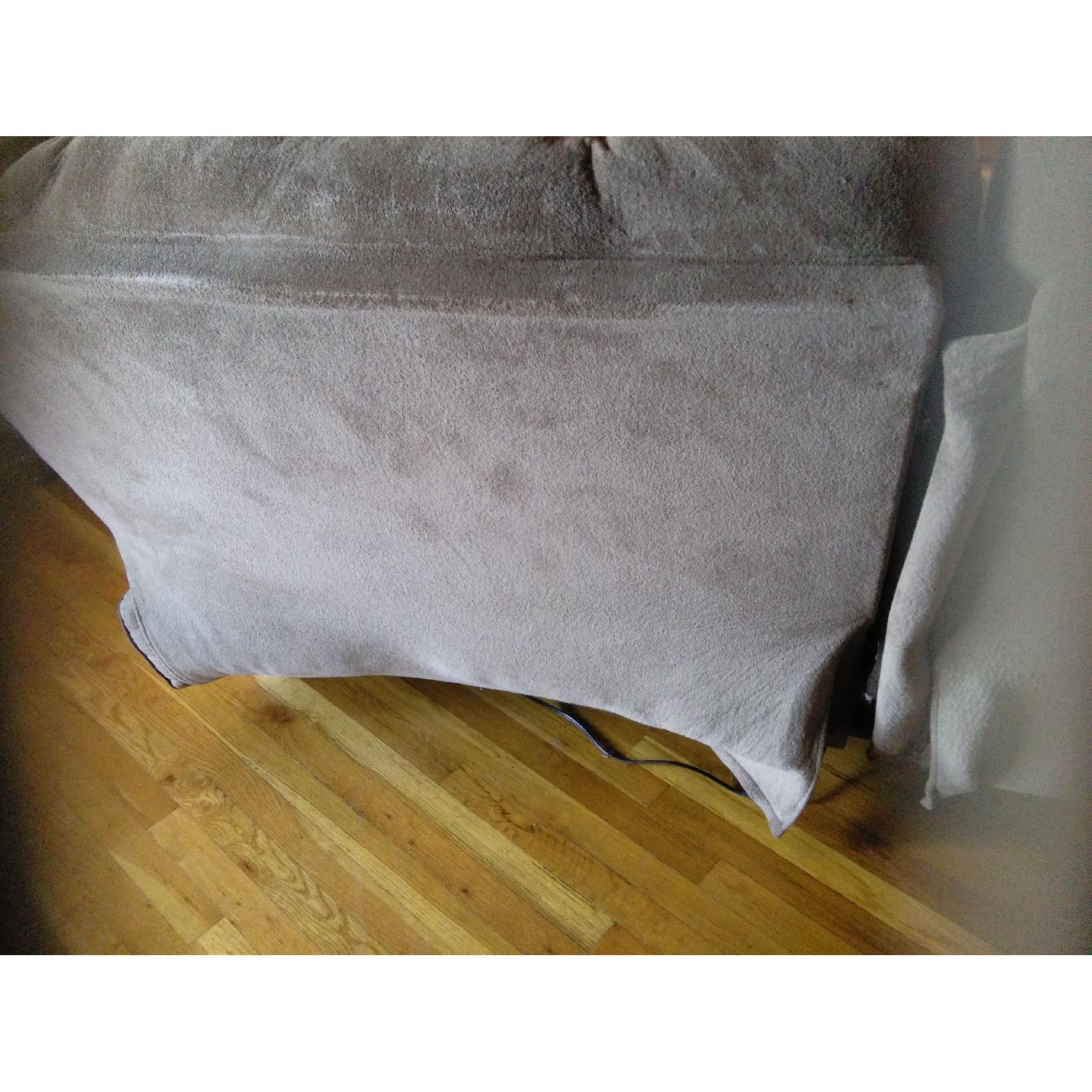 Ashley's Reclining Loveseat - image-9
