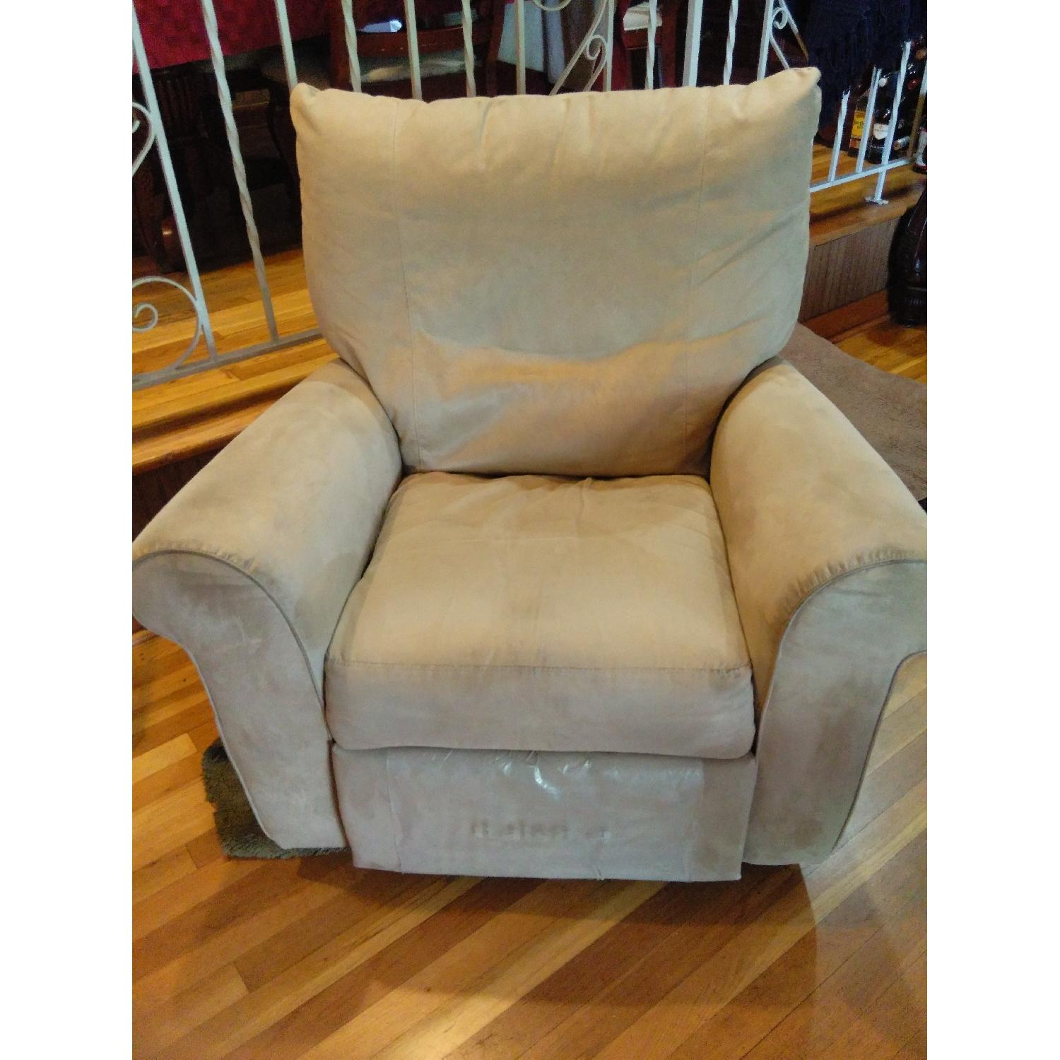 Fortunoff Reclining Chair - image-1