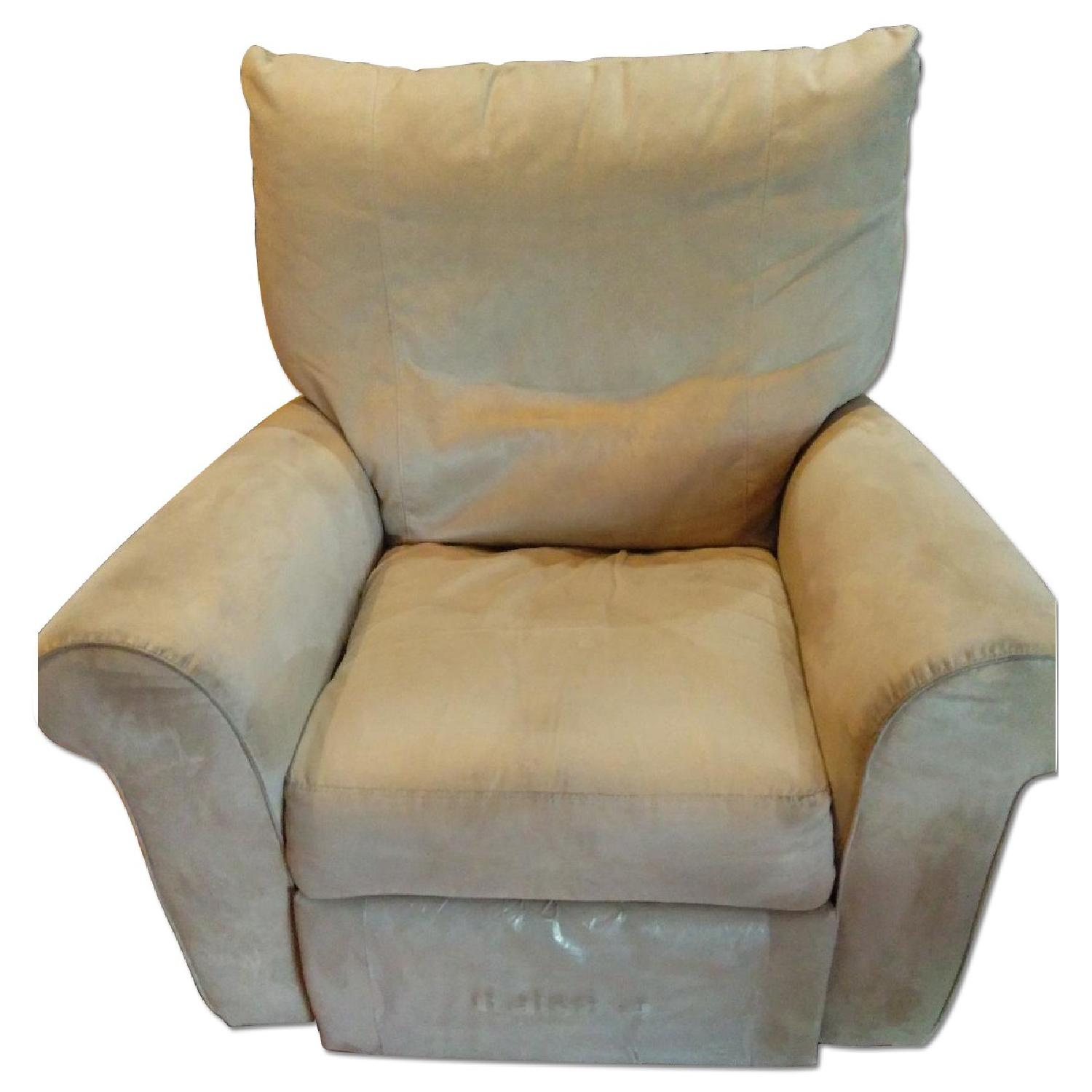 Fortunoff Reclining Chair - image-0