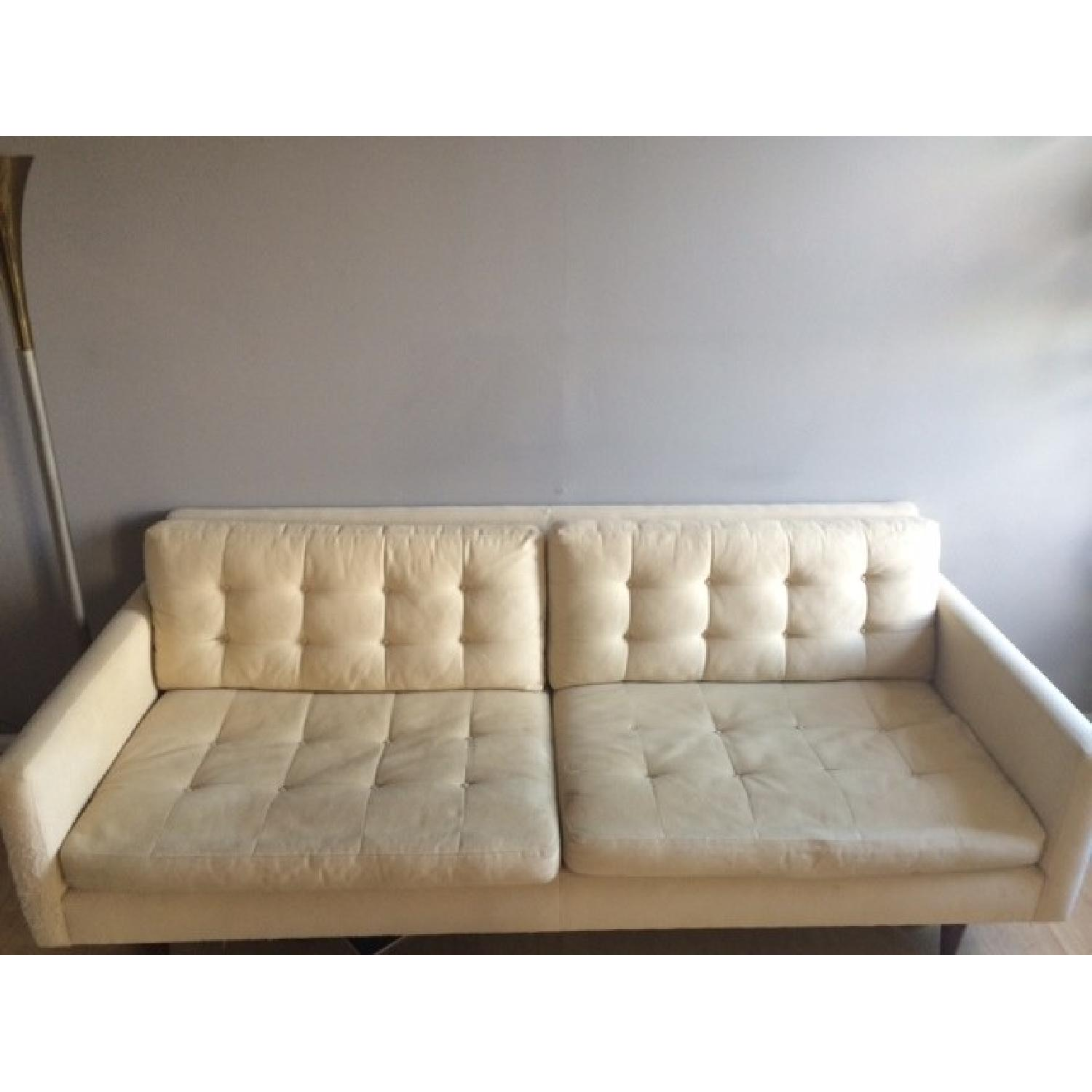 Crate & Barrel Petrie Sofa - image-2