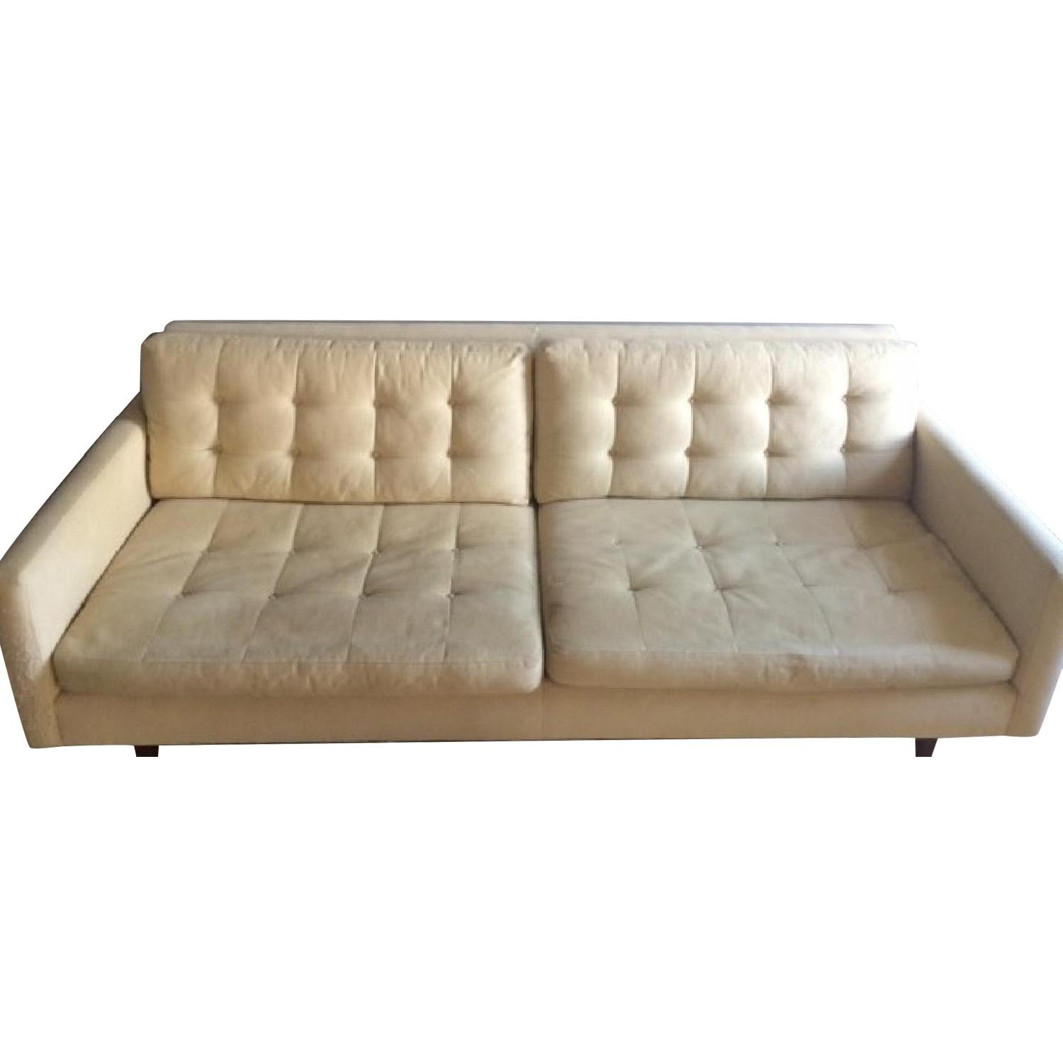 Crate & Barrel Petrie Sofa - image-0