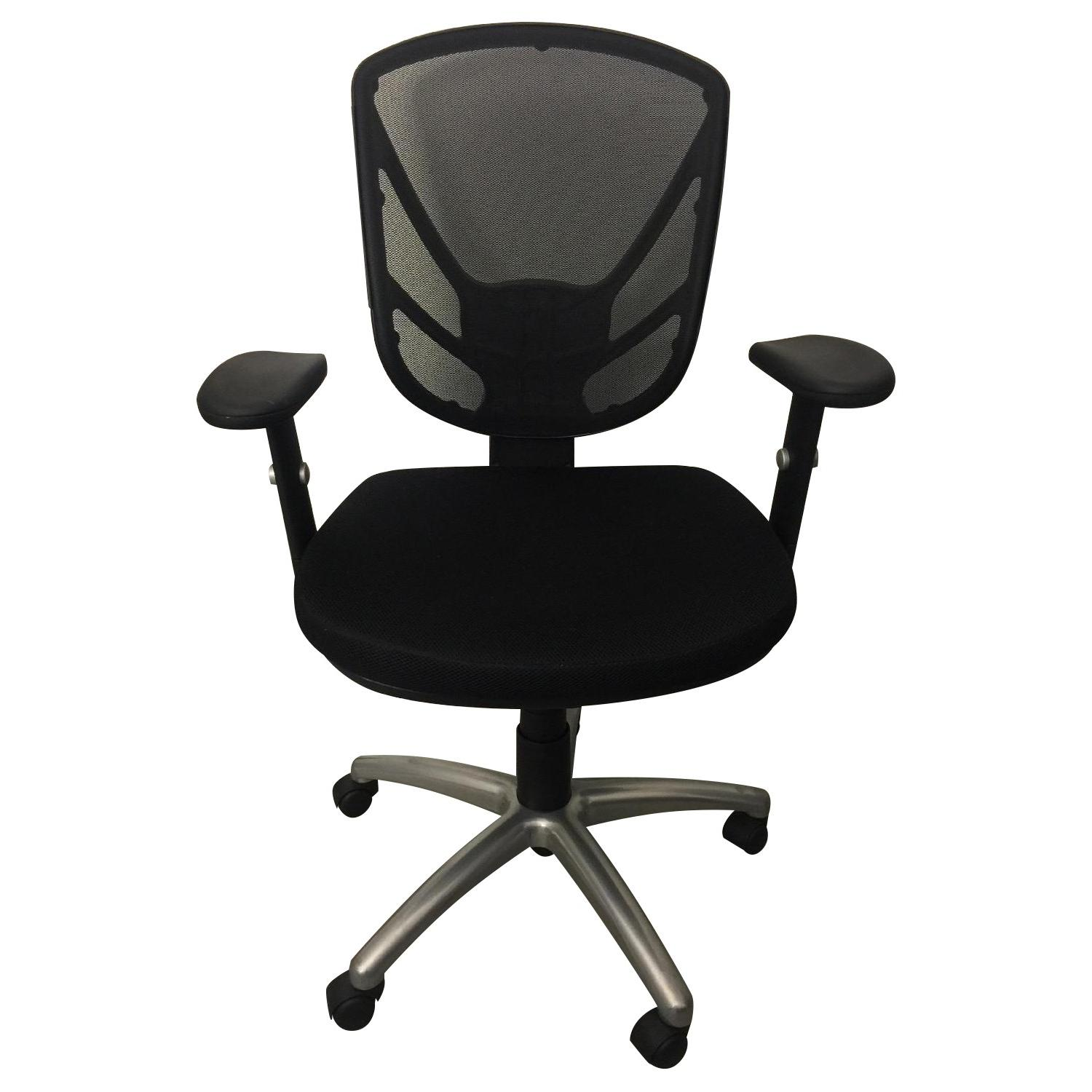 Office Star Screen Back Chair - image-0