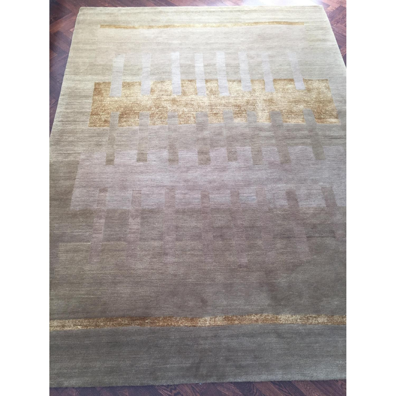 Hand Made Tibetan Rug - image-6