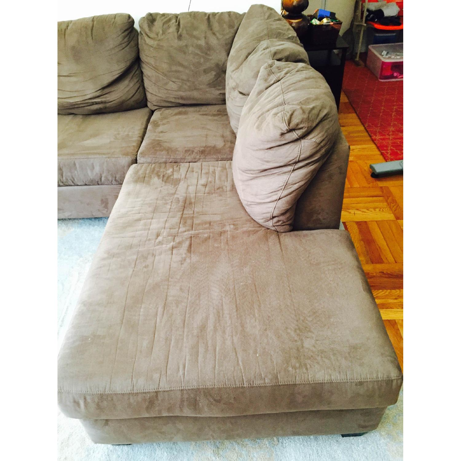 Bob's Sleeper Sectional Sofa - image-2