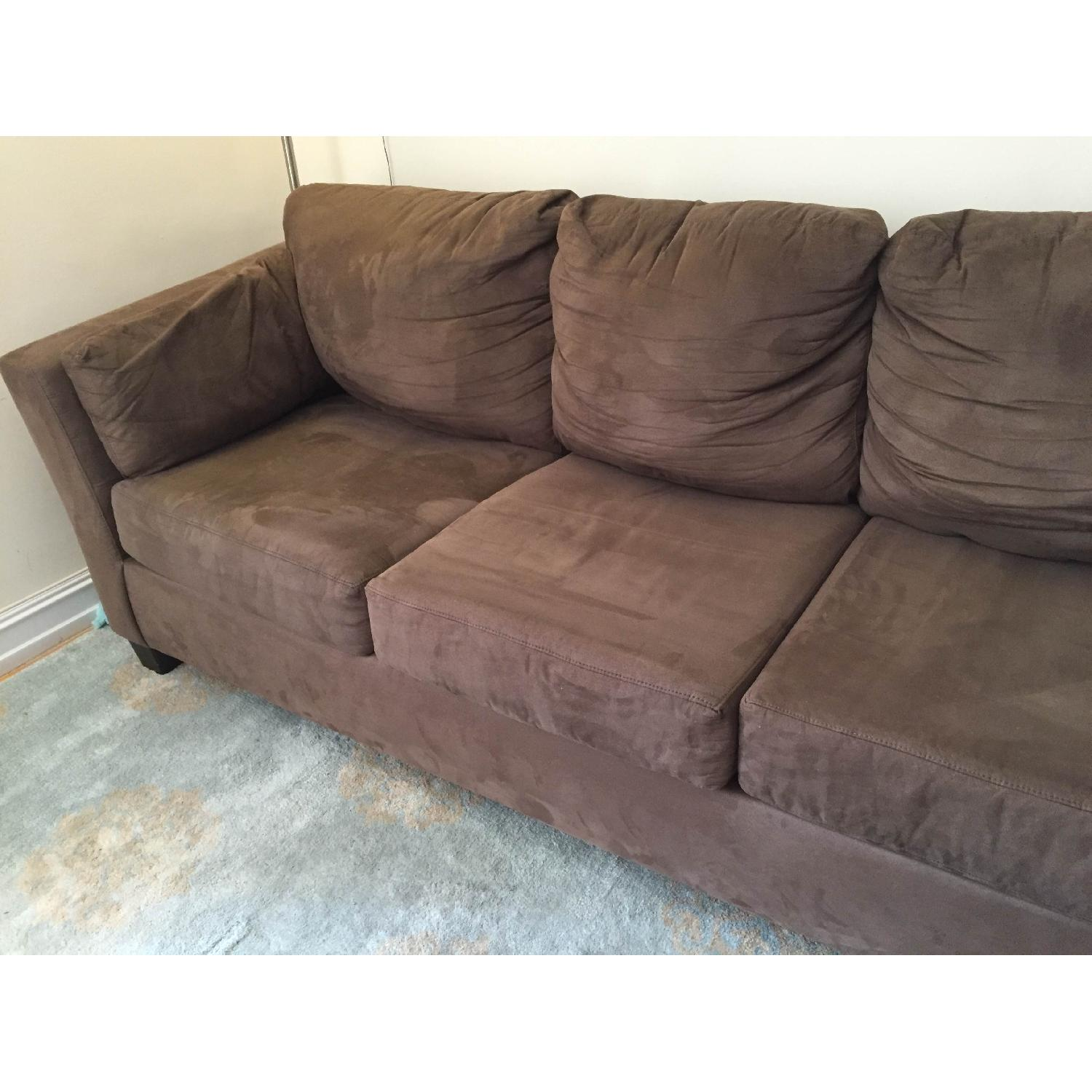 Bob's Sleeper Sectional Sofa - image-3