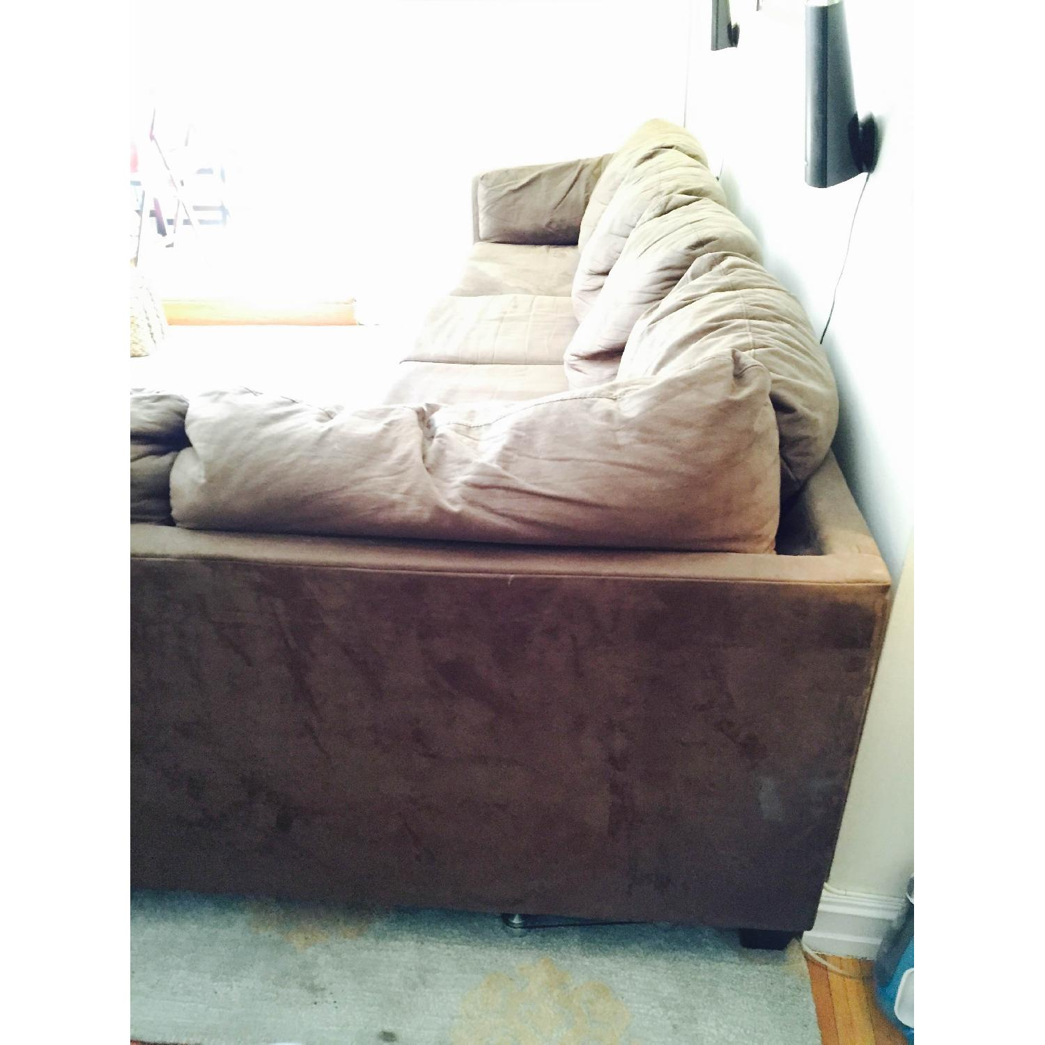 Bob's Sleeper Sectional Sofa - image-4