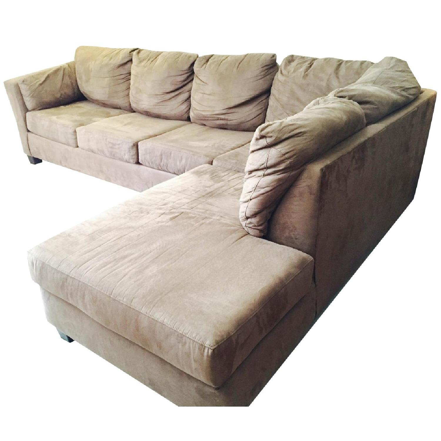 Bob's Sleeper Sectional Sofa - image-0