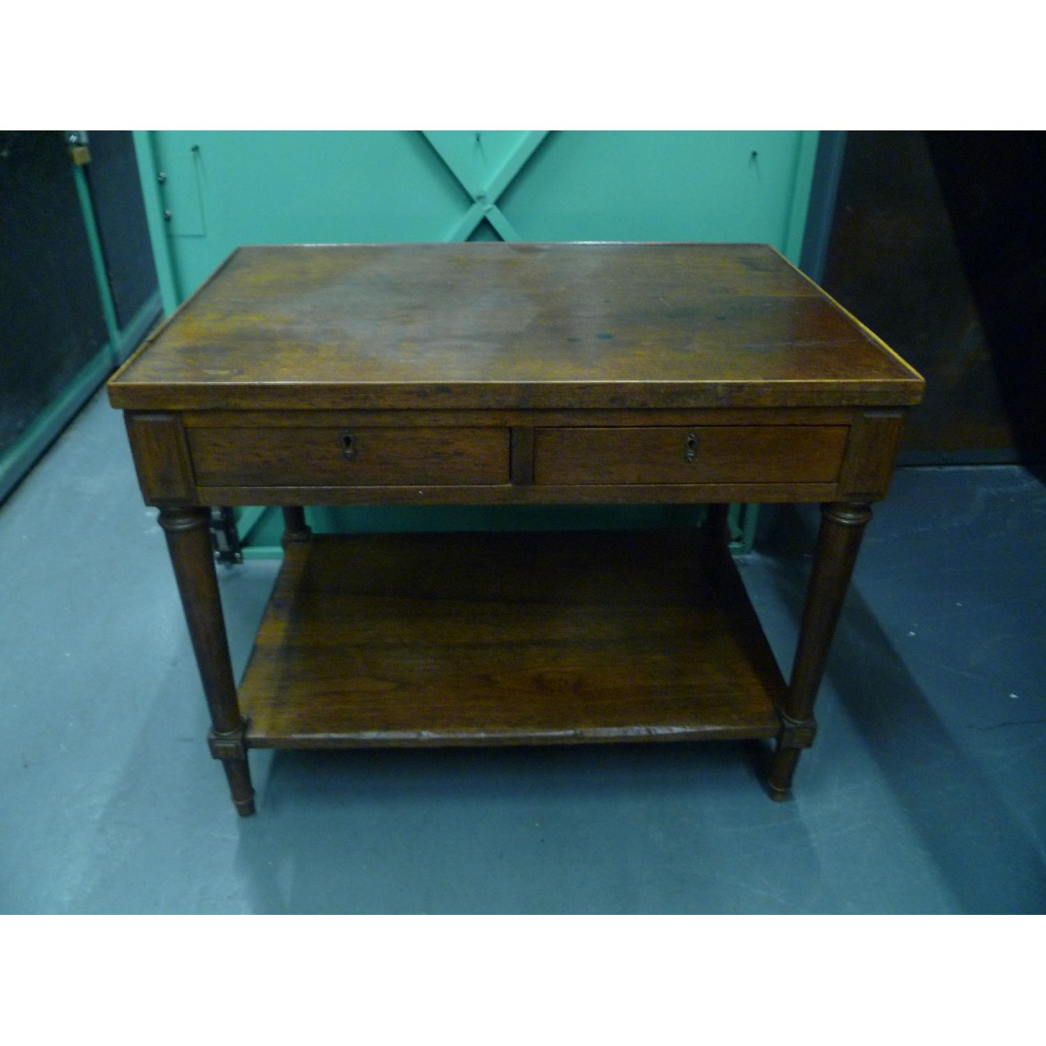 Early 20th Century French Directoire Style Mahogany Side Tables - 2 Available - image-1
