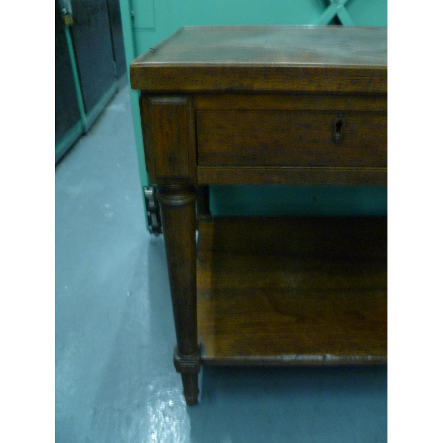 Early 20th Century French Directoire Style Mahogany Side Tables - 2 Available - image-3