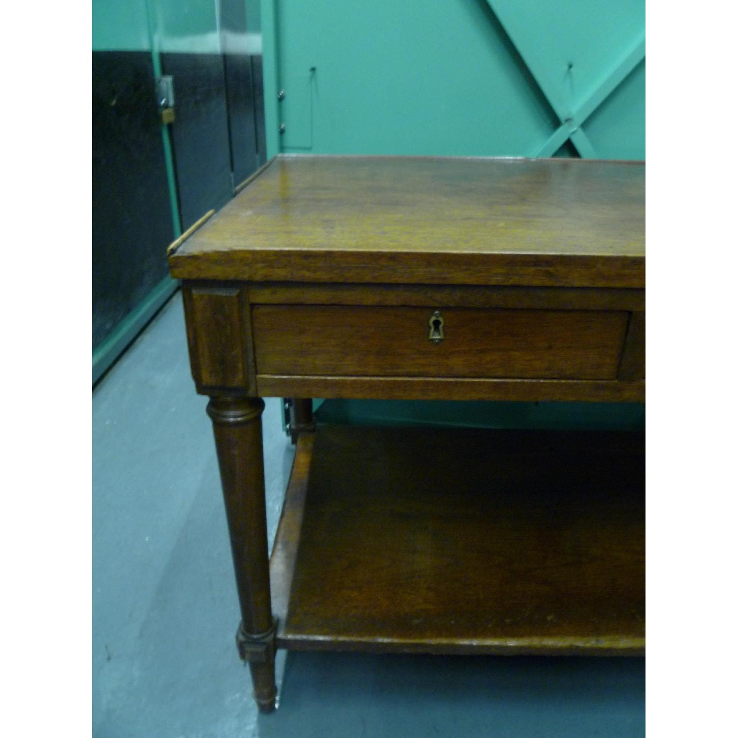 Early 20th Century French Directoire Style Mahogany Side Tables - 2 Available - image-4
