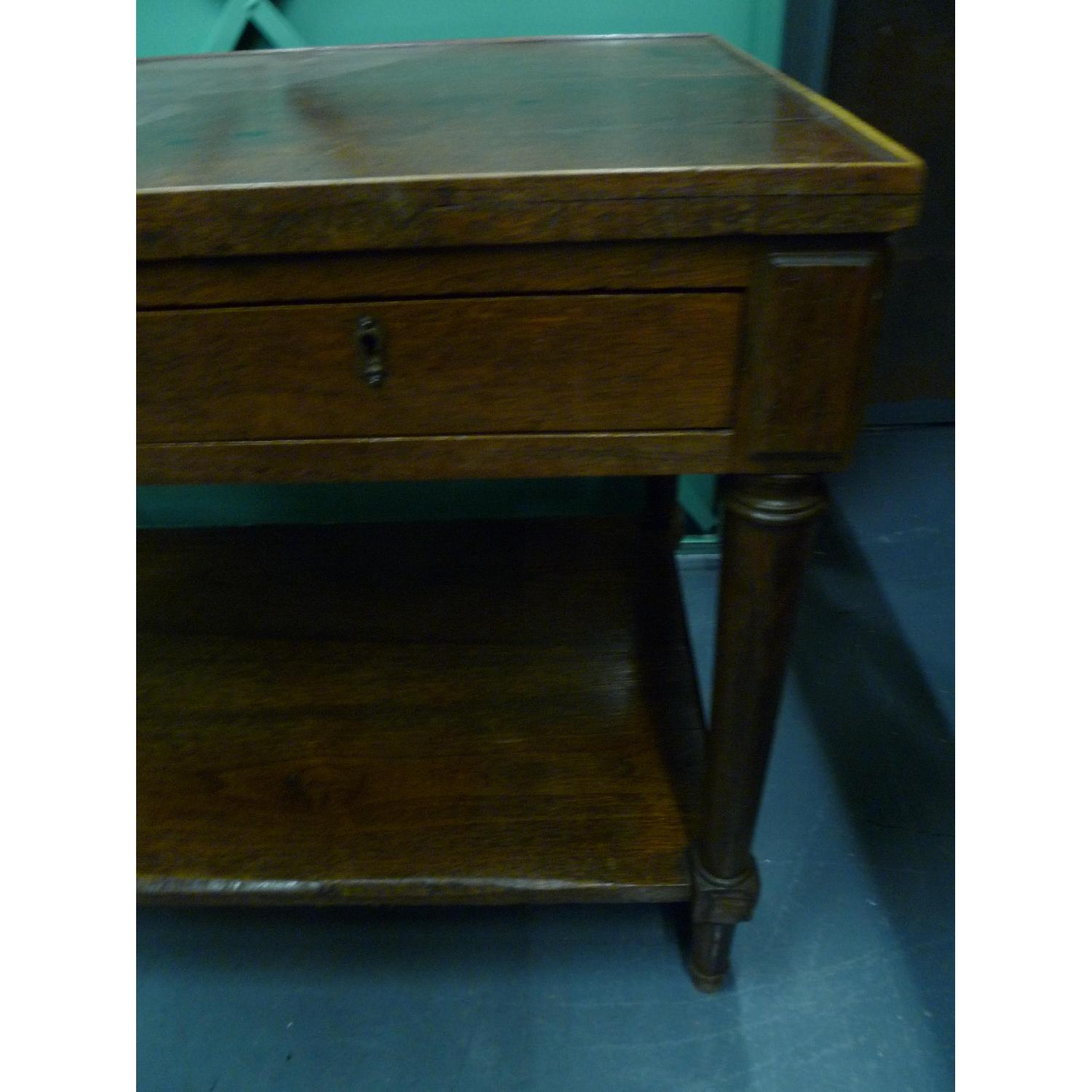 Early 20th Century French Directoire Style Mahogany Side Tables - 2 Available - image-6